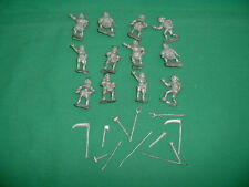 Unpainted Medieval 25mm Table Top & Historical Wargames