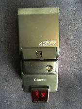 (MA5) Canon Speedlite 420EZ Camera Flash