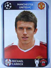 Panini 148 Michael Carrick Manchester United UEFA CL 2010/11
