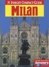 Milan Insight Compact Guide (Insight Compact Guides) By Gerhard Sailer,Insight