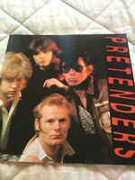 Pretenders Japan tour book 1982 Chrissie Hynde Martin Chambers