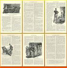 1899 The Pedigreed Lakers -  Short Story By Henry A Hering