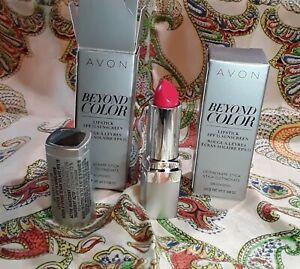 Avon Beyond Color, Heatwave, Lot Of 2, SPF 15 Lipstick
