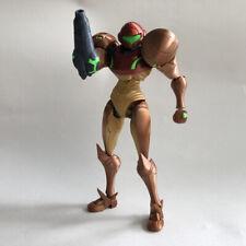 Digital STL Metroid Samus Aran Zero Suit 17 Inch Tall 3D Printable Statue