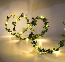 100LED10m String Light Vine Fairy Curtain String Lights Wedding Party Room Decor