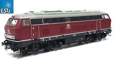 """ESU H0 AC/DC 31000 Diesellok BR 216 V160 130 der DB """"Sound + Dampf"""" - NEU + OVP"""