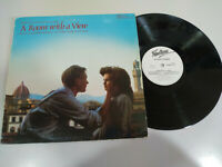 "Room With A View Soundtrack Richard Robbins 1986 - LP Vinyl 12 "" VG/VG"