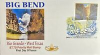 AFDCS 5429 Big Bend National ParkPriority Mail $7.75 Rio Grande West Texas DCP