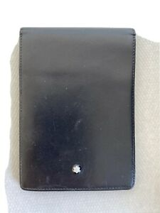 MONT BLANC WALLET POCKET PAD