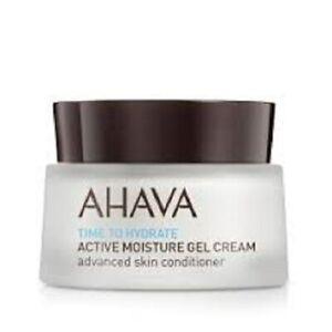 Ahava Time To Hydrate Active Moisture Gel Cream, 50ml
