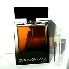 Dolce & Gabbana The One EDP - 5ml Glass Decant Atomizer- SAMPLE