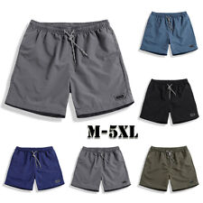 Running Shorts Men Training Marathon Quick Dry Fitness Gym Sport Shorts Plus