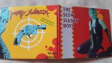THE SLOW SLUSHY BOYS - PRETTY MONSTER. CD DIGIPACK EDITION