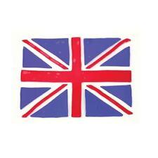 GB Union Jack Flag Window Gel Cling Royal Wedding Party Decoration