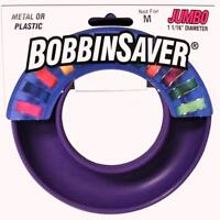 Grabbit Jumbo Bobbinsaver  / Bobbin Holder Organizer - For Large Bobbins