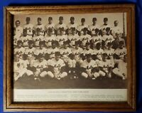 Vintage Photograph 1969 NY Mets Team