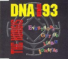 Korgis Everybody's got to learn sometime ('93 DNA Remix) [Maxi-CD]