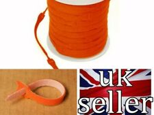 Velcro Cable Tie Resuable One Wrap 25mm x 300mm Orange Cable Managment
