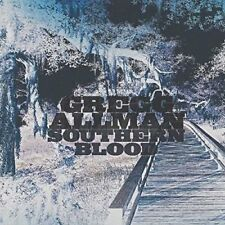 GREGG ALLMAN - SOUTHERN BLOOD - NEW CD ALBUM