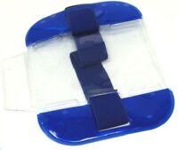 Security SIA Armband Hi Viz BLUE MARSHALL, DOORMAN BADGE HOLDER - FREE P&P!!!