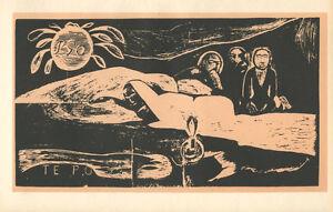 """Paul Gauguin """" Noa Noa """" 1947"""