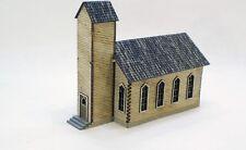 Lasercut Bausatz Western Old Oak Chapel  Spur N