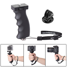 Pistola de agarre ergonómico Cámara fantaseal ® - Estilo Cámara DSLR Montaje de videocámara H