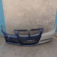 BMW 3 Series E90 E91 M Sport Front Bumper Complete Trim Panel Le Mans Blau - 381