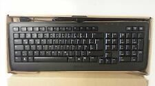 NEW BOXED DELL DESKTOP PC SERVER USB EXTERNAL GERMAN KWE9C0 KEYBOARD Y535K inVAT
