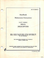 HR2S-1 (H-37) Helicopter Maintenance Instructions Flight Manual......CD Version