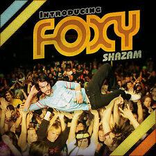 FOXY SHAZAM Introducing Foxy Shazam CD
