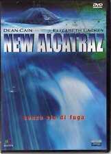NEW ALCATRAZ SENZA VIA DI FUGA - Dean Cain - LACKEY DVD