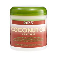 ORS Organic Roots Stimulator Coconut Oil Soften Hair/Scalp 156 g
