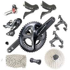 Shimano Ultegra R8000 2 x 11 Speed Road Racing Bike Groupset 50/34T 170mm