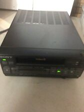 SONY EV-C3 8mm VCR Editing Player Video Cassette Recorder Video 8