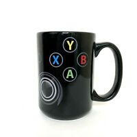Xbox One Gamers  Black Coffee Mug Cup