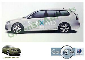 SAAB XWD Demonstrator Livery Kit, Brand New, Collectors Item