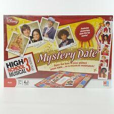 Disney High School Musical 3 Senior Year Mystery Date Game Milton Bradley 04590