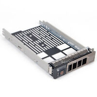 "Hot-Swap 3.5"" Inch SAS SATA HDD Hard Drive Tray Caddy For Dell PowerEdge T440"