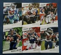 2018 Panini Prestige Football Base Veterans You Pick From List