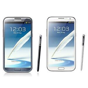 "Samsung Galaxy Note 2 II N7100 5.5"" Sim Free Unlocked 16GB 3G Android Phone"