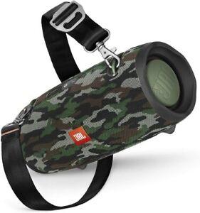 JBL Xtreme 2 Harman Portable Bluetooth Loud Speaker Camouflage Brand New Sealed