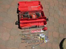Hilti Te 15 Rotary Hammer Drill W Case Amp 20 Bits