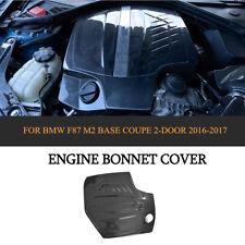 Carbon Fiber Engine Bonnet Cover Cap For BMW 2 Series F87 M2 Base Coupe 16-17