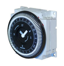 New listing Grasslin Spa and Pool Timers 01.76.0019.1 Timer Model Fm1/Stuz 24 hour 120 Volt