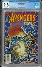 Avengers #385 CGC 9.8 White Pages ONLY 1 ON EBAY