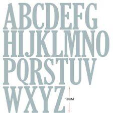 10cm Single Large Big Alphabet Letters Metal Cutting Dies Scrapbooking Cards DIY