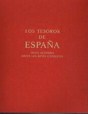 Los Tesoros de España, I y II. Albert Skira, Director.