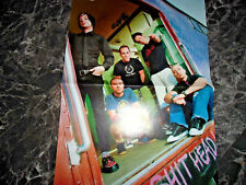 SIMPLE PLAN   2  POSTER    42x28  CM   10/14