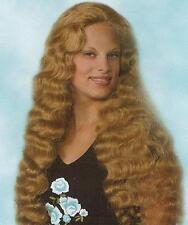 Long Wavy Strawberry Blond Wig Black/Brown/Auburn Wigs